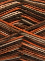 Planned Pooling The yarn is suitable for planned pooling Fiber Content 100% Antipilling Acrylic, Orange, Brand Ice Yarns, Brown Shades, Yarn Thickness 4 Medium  Worsted, Afghan, Aran, fnt2-51612