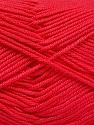 Fiber Content 50% Acrylic, 50% Bamboo, Brand ICE, Dark Salmon, Yarn Thickness 2 Fine  Sport, Baby, fnt2-51662
