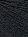 Состав пряжи 68% Хлопок, 32% Шелк, Brand Ice Yarns, Black, Yarn Thickness 2 Fine  Sport, Baby, fnt2-51923