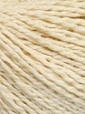 Состав пряжи 68% Хлопок, 32% Шелк, Brand Ice Yarns, Cream, Yarn Thickness 2 Fine  Sport, Baby, fnt2-51929