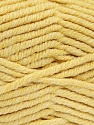 Fiber Content 80% Acrylic, 20% Polyamide, Yellow, Brand ICE, Yarn Thickness 5 Bulky  Chunky, Craft, Rug, fnt2-52054