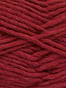 Fiber Content 100% Wool, Brand ICE, Burgundy, Yarn Thickness 5 Bulky  Chunky, Craft, Rug, fnt2-52153