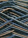 Planned Pooling The yarn is suitable for planned pooling Fasergehalt 100% Antipilling Acryl, Brand Ice Yarns, Grey Shades, Brown, Black, Yarn Thickness 4 Medium  Worsted, Afghan, Aran, fnt2-52241