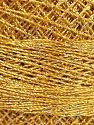 Fasergehalt 70% Polyester, 30% Metallic Lurex, Silver, Brand Ice Yarns, Gold, fnt2-52252
