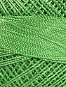 Fiber Content 100% Micro Fiber, Brand YarnArt, Green, Yarn Thickness 0 Lace  Fingering Crochet Thread, fnt2-52266