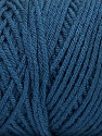 Items made with this yarn are machine washable & dryable. Состав пряжи 100% Dralon Acrylic, Navy, Brand Ice Yarns, Yarn Thickness 4 Medium  Worsted, Afghan, Aran, fnt2-52308