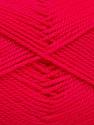 Fiber Content 100% Acrylic, Brand ICE, Fuchsia, Yarn Thickness 2 Fine  Sport, Baby, fnt2-52311