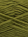 Fiber Content 100% Wool, Brand ICE, Green, Yarn Thickness 5 Bulky  Chunky, Craft, Rug, fnt2-52569