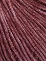 Fiber Content 50% Acrylic, 50% Polyamide, Brand ICE, Burgundy, Yarn Thickness 4 Medium  Worsted, Afghan, Aran, fnt2-52580