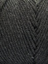 Items made with this yarn are machine washable & dryable. Состав пряжи 100% Dralon Acrylic, Brand Ice Yarns, Anthracite Black, Yarn Thickness 4 Medium  Worsted, Afghan, Aran, fnt2-52949