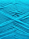 Fasergehalt 50% Acryl, 50% Bambus, Turquoise, Brand Ice Yarns, Yarn Thickness 2 Fine  Sport, Baby, fnt2-53098