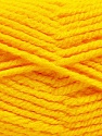 Fasergehalt 100% Acryl, Yellow, Brand Ice Yarns, fnt2-53185