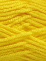Fasergehalt 100% Acryl, Light Yellow, Brand Ice Yarns, fnt2-53186