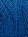 Items made with this yarn are machine washable & dryable. Состав пряжи 100% Dralon Acrylic, Brand Ice Yarns, Blue, fnt2-53328