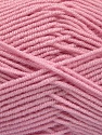 Fiber indhold 50% Akryl, 50% Bambus, Brand Ice Yarns, Baby Pink, fnt2-53332