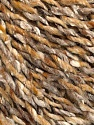 Please note that this is a carded yarn Fasergehalt 45% Schurwolle, 29% Polyamid, 25% Seide, 1% Elastan, Light Brown, Brand Ice Yarns, Cream, Camel, fnt2-53497