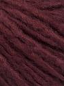Fasergehalt 50% Acryl, 50% Wolle, Brand Ice Yarns, Burgundy, fnt2-53510