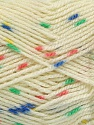 Fiber Content 100% Acrylic, Yellow, Salmon, Brand Ice Yarns, Green, Cream, Blue, fnt2-53526