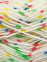 Fiber Content 100% Acrylic, Yellow, White, Pink, Brand Ice Yarns, Green, Blue, fnt2-53527