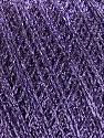 Fasergehalt 100% Metallic Lurex, Lilac, Brand Ice Yarns, fnt2-53541