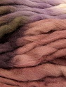 Fiber Content 100% Superwash Wool, Rose Brown, Maroon, Lilac, Brand ICE, Yarn Thickness 6 SuperBulky  Bulky, Roving, fnt2-53570