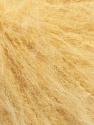 Fasergehalt 37% Acryl, 28% Polyamid, 21% Mohair, 13% Wolle, 1% Elastan, Brand Ice Yarns, Dark Cream, fnt2-53706