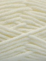 Fiber Content 80% Acrylic, 20% Polyamide, White, Brand ICE, Yarn Thickness 5 Bulky  Chunky, Craft, Rug, fnt2-53762