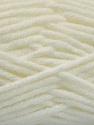 Состав пряжи 80% Акрил, 20% Полиамид, White, Brand Ice Yarns, fnt2-53762