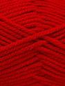 Fasergehalt 100% Acryl, Red, Brand Ice Yarns, fnt2-53765