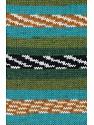 Fasergehalt 100% Acryl, White, Turquoise, Brand Ice Yarns, Green Shades, Gold, fnt2-53779