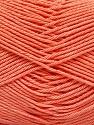 Fasergehalt 100% Merzerisation, Light Orange, Brand Ice Yarns, fnt2-53801