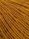 Fasergehalt 50% Wolle, 50% Acryl, Brand Ice Yarns, Dark Gold, fnt2-53949