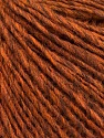 Fasergehalt 50% Wolle, 50% Acryl, Brand Ice Yarns, Copper, Brown, fnt2-53953