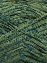 Состав пряжи 60% Акрил, 40% Вискоза, Brand Ice Yarns, Green Shades, fnt2-53997