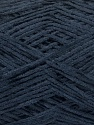 Fasergehalt 100% Polyester, Navy, Brand Ice Yarns, Yarn Thickness 1 SuperFine  Sock, Fingering, Baby, fnt2-54002
