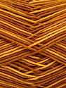 Ne: 8/4. Nm 14/4 Fiber Content 100% Mercerised Cotton, Brand ICE, Gold, Caramel, Yarn Thickness 2 Fine  Sport, Baby, fnt2-54053