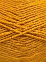 Fasergehalt 55% Schurwolle, 5% Cashmere, 40% Acryl, Brand Ice Yarns, Gold, fnt2-54077