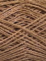 Fiber Content 75% Viscose, 25% Polyamide, Brand Ice Yarns, Camel, fnt2-54083
