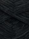 Состав пряжи 100% Микро-волокна, Brand Ice Yarns, Black, fnt2-54137