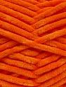Состав пряжи 100% Микро-волокна, Orange, Brand Ice Yarns, fnt2-54148