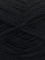 Состав пряжи 40% Хлопок, 35% Акрил, 25% Полиамид, Brand Ice Yarns, Black, fnt2-54171