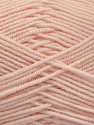 Fasergehalt 50% Acryl, 50% Bambus, Light Salmon, Brand Ice Yarns, fnt2-54234