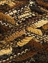 Состав пряжи 77% Акрил, 23% Полиэстер, Brand Ice Yarns, Brown Shades, fnt2-54314