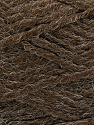 Fasergehalt 55% Acryl, 30% Alpaka, 15% Wolle, Brand Ice Yarns, Brown, fnt2-54318