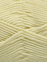Contenido de fibra 50% SuperFineAcrylic, 50% SuperFineNylon, Brand Ice Yarns, Cream, fnt2-54330