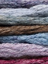 Fiber Content 66% Acrylic, 24% Wool, 10% Polyamide, Purple, Maroon, Lilac, Brand ICE, Brown, Yarn Thickness 6 SuperBulky  Bulky, Roving, fnt2-54336