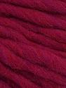 Fasergehalt 100% Wolle, Brand Ice Yarns, Burgundy Melange, fnt2-54358