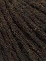 Fasergehalt 55% Acryl, 45% Wolle, Brand Ice Yarns, Dark Brown, fnt2-54376