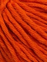 Fiber Content 55% Acrylic, 45% Wool, Orange, Brand ICE, Yarn Thickness 5 Bulky  Chunky, Craft, Rug, fnt2-54377