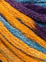 Fasergehalt 50% Wolle, 50% Acryl, Purple, Brand Ice Yarns, Gold, Blue, fnt2-54385